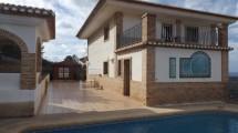 Villa in La Sella/Denia mit spektakulärem Ausblick