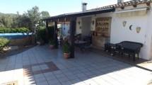 Private finca near the picturesque village of Jalon