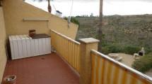 Piso bonito en La Nucia con vista del mar
