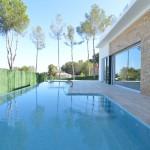 Luxury villas in Benissa Costa Blanca close to the beach