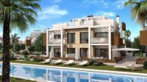 Luxuriöse Neubauwohnungen in Punta Prima
