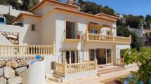 Large modern villa in Benissa Costa