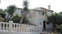 Casa con piscina en Calpe