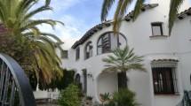 terraced house in Calpe