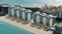 Schöne Neubau Wohnungen in erster Strandlinie La Manga