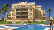 Amplios apartamentos a Oliva Nova Golf