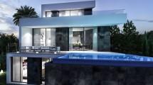 Villa muy lujo en Moraira