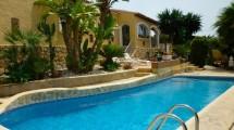 Villa en Pla del Mar a poca distancia de Moraira