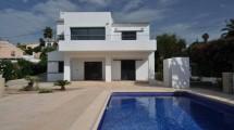 Villa en Calpe a poca distancia de la bahía y playa