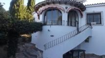 Villa hermosa con piscina privada a Moraira