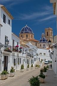 Huis te koop Altea Costa Blanca
