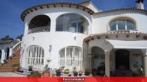 Villa bonita con psicina y vistas a Calpe
