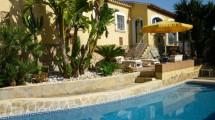 Grande Villa hermosa con piscina a Moraira