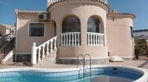 Schönes Haus mit privatem Pool in La Marina