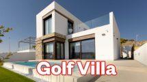 Freistehende Häuser in Golfplatzlage (La Finca)