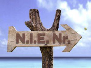Numéro de NIE en Espagne Costa Blanca