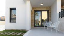 Neue Reihenhäuser mit Dachterrasse in La Zenia