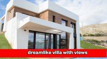 Hermosas villas de nueva construccion en Benidorm