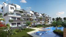 Luxuriöse Neubauwohnungen in Villamartin