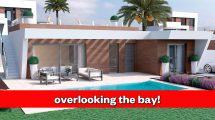 Villas de nueva construccion en Benidorm Costa Blanca