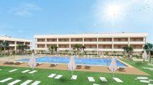 Apartamentos cerca del mar en Gran Alacant