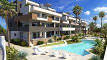 New construction apartments in Los Altos