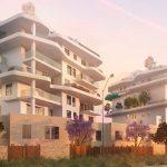 Neubauwohnungen am Strand Villajoyosa