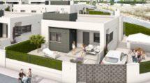 Modernos chalets de nueva construcción en Busot