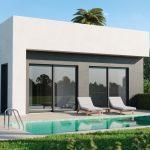 Nuevos chalets de golf en Murcia Costa Blanca