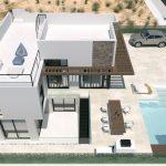 Smaakvolle nieuwbouw villa's in Polop Costa Blanca