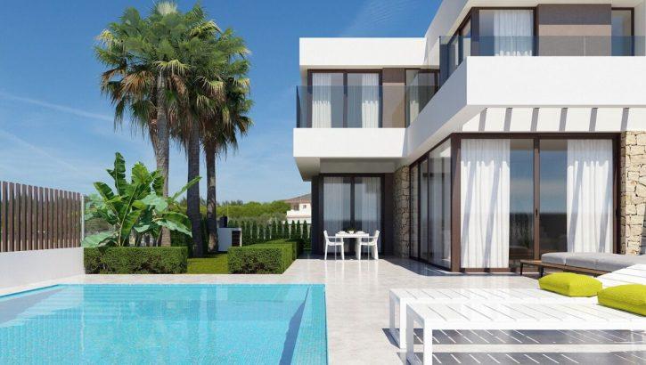 Vakantiehuizen in Benidorm Costa Blanca