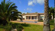 Grote 3 slaapkamer villa – Javea Costa Blanca
