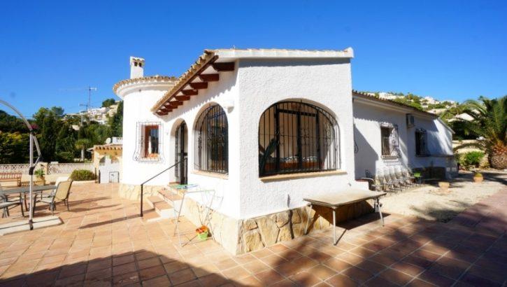 Villa in Benissa Costa Blanca