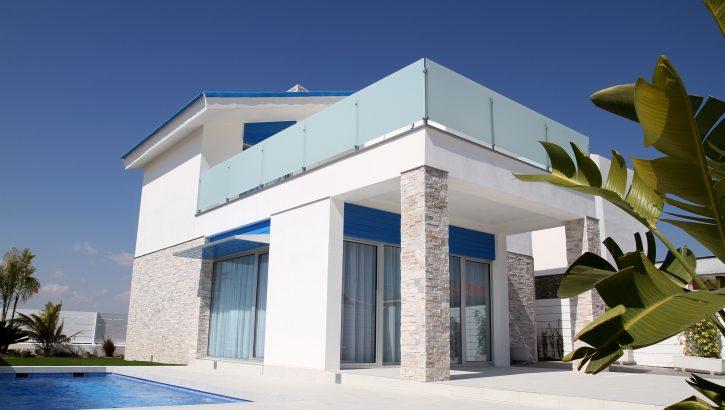 Moderne villa's in La Marina Costa Blanca
