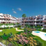 Appartementen in Mar del Pulpi Costa Almeria