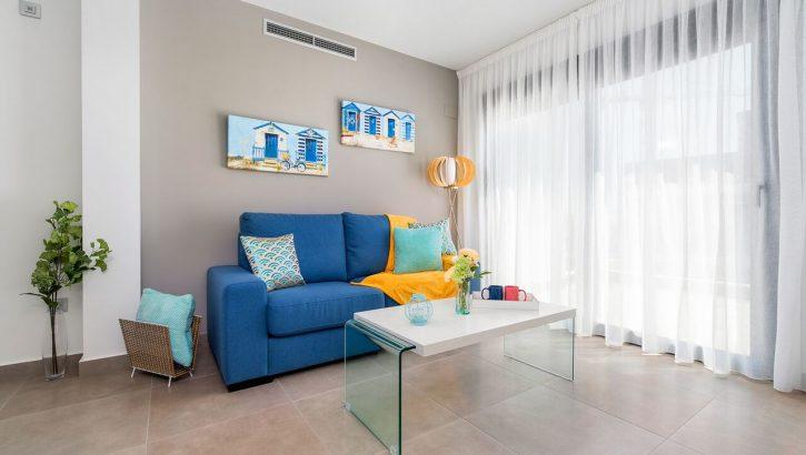 Schicke Wohnungen in Pilar de la Horadada Costa Blanca